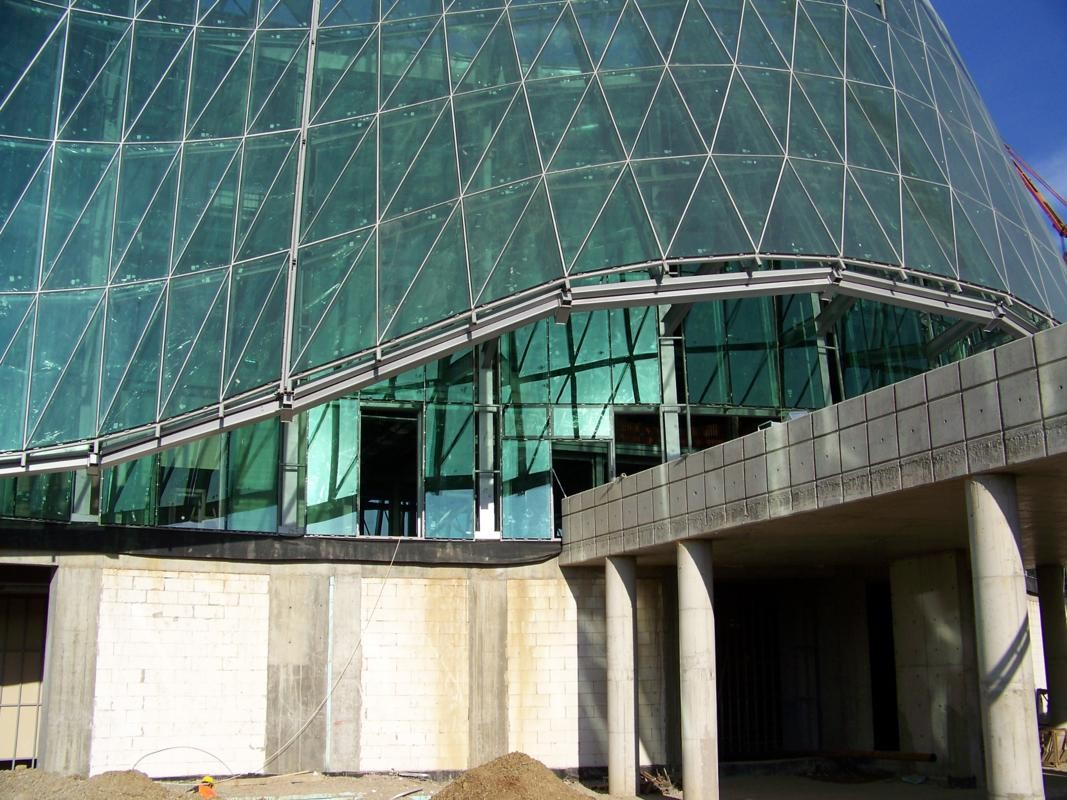 ساختمان وزارت امور داخلی گرجستان