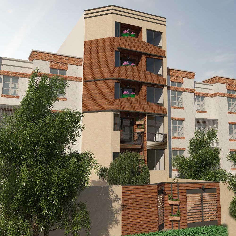 آپارتمان مسکونی در خرمشهر