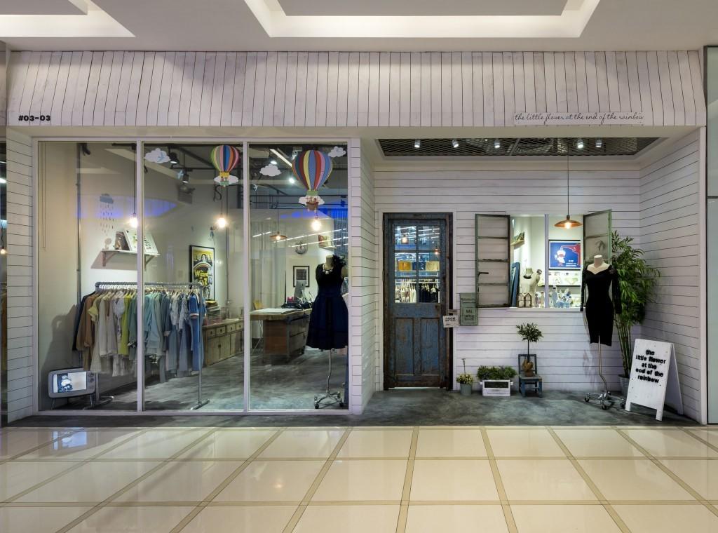اصول طراحی مغازه