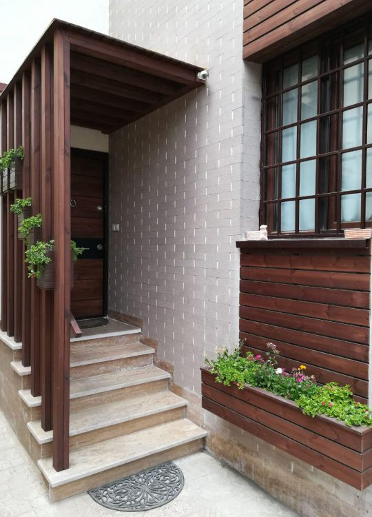 خانه ویلایی در مهرشهر