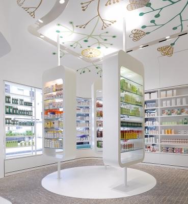 داروخانه شفق<br>خدمات ارائه شده: طراحی داخلی