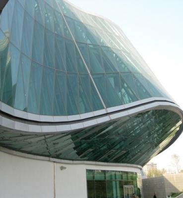 ساختمان وزارت امور داخلی گرجستان <br> خدمات ارائه شده:طراحی فاز 2