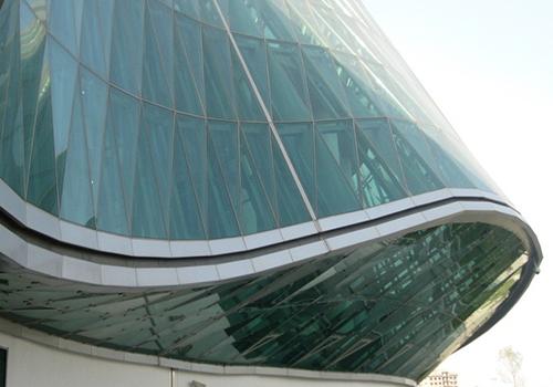ساختمان وزارت امور داخلی گرجستان  خدمات ارائه شده:طراحی فاز 2