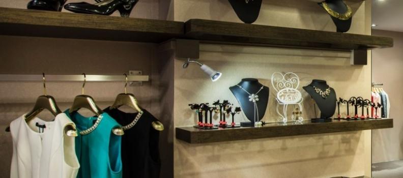طراحی مغازه کوچک
