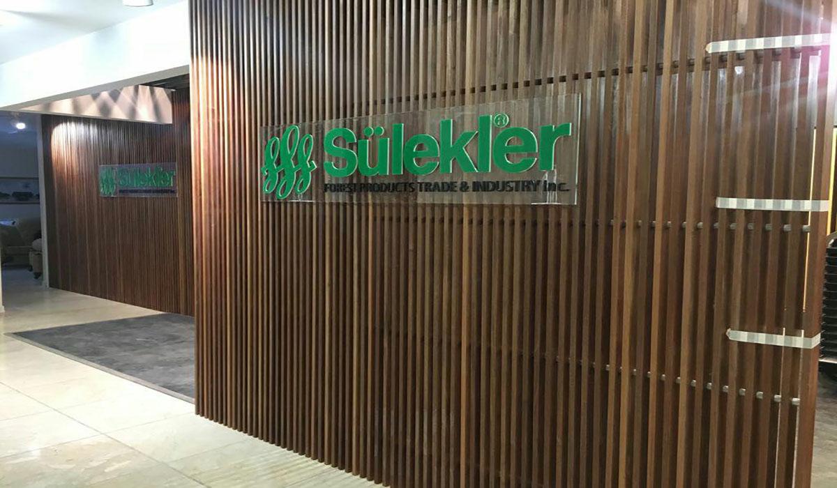 شرکت Sulekler